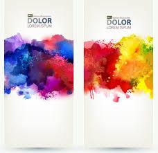 watercolor splash vector free vector download 1 760 free vector