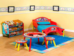 awesome mickey mouse bedroom set contemporary home design ideas