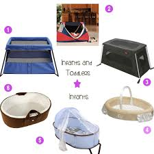 traveling with infant images Traveling with baby 6 comfortable and compact travel beds png