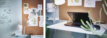 a homey home office that works