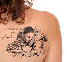 15 stunning mother son tattoo designs worth your attention