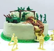 army cake toppers themed cake toppers army birthday kit by craft crumb