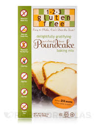 gratifying poundcake baking mix 38 72 oz 1098 grams
