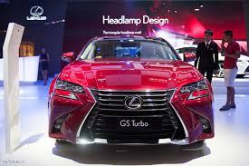 lexus vietnam gia vms 2016 lexus ra mắt gs 200t động cơ tăng áp 2 0 241 mã lực