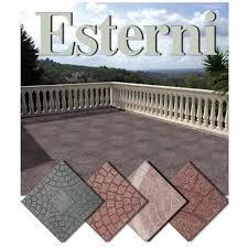 piastrelle x esterni mattonella per esterno 40x40 in cemento levigate