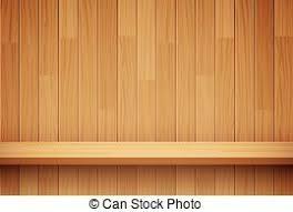 Bookshelf Background Image Vector Clip Art Of Empty Wooden Shelf Background Eps 10 Vector