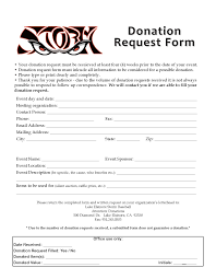 Request For Food Donation Letter Sample Donations Lake Elsinore Storm Community U0026 Schools