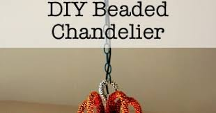 Beaded Chandelier Diy How To Bead A Chandelier The Beading Gem U0027s Journal