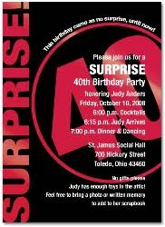 top 11 surprise 40th birthday party invitations theruntime com