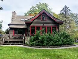 real estate listings historic log cabins