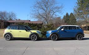 2011 mini cooper s countryman all4 february 2012 update