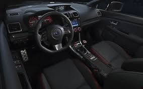 subaru impreza 2017 interior 2017 subaru wrx new car reviews