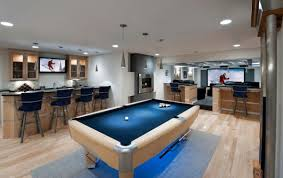 Games For Basement Rec Room by Indulge Your Playful Spirit With These Game Room Ideas