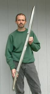 Mehmet Ottoman Vince Sword Based On That Of Ottoman Sultan Mehmet Ii