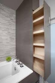 Space Saving Bathroom Furniture 27 Space Saving Tricks And Techniques For Tiny Houses Webecoist