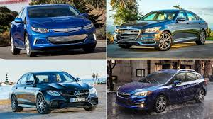 subaru headlight names top 10 safest cars of 2017 the drive the drive