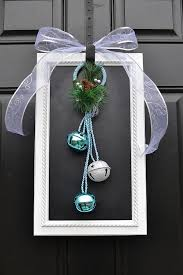Christmas Decoration For A Door by 30 Outdoor Christmas Decorations Decoholic