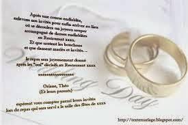 texte invitation mariage original modèle texte faire part mariage texte faire part