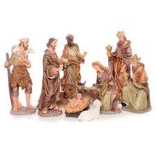 large nativity sets sales on holyart