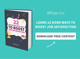 22 ways to boost and 15 simple ways to boost satisfaction