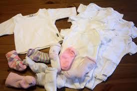 decluttering giveaway 1 newborn clothes no ordinary homestead