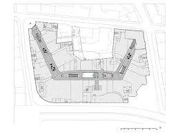Shopping Centre Floor Plan by Gallery Of Gerber Ippolito Fleitz Group 22 Architecture Plan