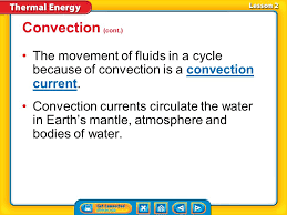 chapter menu chapter introduction lesson 1lesson 1thermal energy