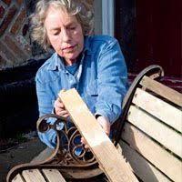Wrought Iron Bench Wood Slats Best 25 Metal Garden Benches Ideas On Pinterest Garden Benches
