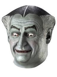 imagenes de la familia herman monster máscara de abuelo la familia monster de látex disfraz adulto funidelia