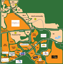Map Of Pasco County Florida by Map Wiregrass Ranch Present And Future U2014 Neighborhood News