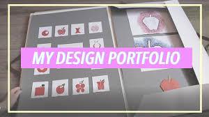 interior design studieren meine mappe für das design studium kommunikationsdesign