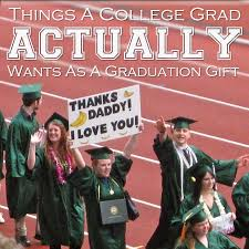 college graduation gift for graduation gifts a college grad actually wants