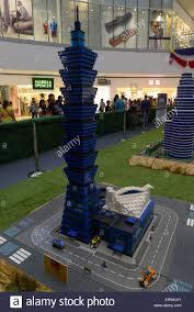 Seeking Quezon City Quezon City Philippines 07th June 2015 The Lego Blocks Replica