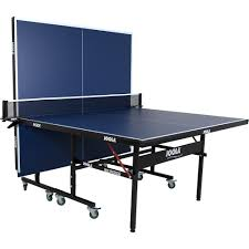 Ping Pong Table Parts by Hathaway Crossover 60 In Portable Table Tennis Table Walmart Com