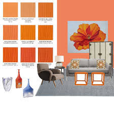 how does one use benjamin moore tangerine fusion paint click