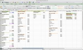 Personal Monthly Budget Spreadsheet by Monthly Budget Worksheet U2013 Goods That Matter