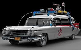 ecto 1 for sale ghostbusters ecto 1 diecast model legacy motors
