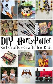 50 more magical harry potter projects harry potter craft and