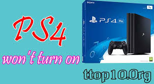 ps4 won t turn on white light solved ps4 won t turn on start up issue fixed ttop10