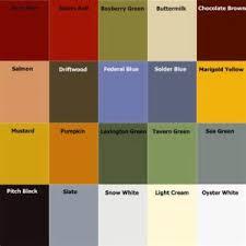 milk paint color papermoonvintagedress pinterest colour chart