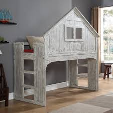 American Woodcrafters Cottage Traditions French Country Bunk Beds The Mine