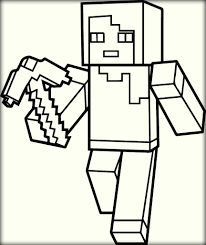 minecraft coloring pages free zimeon me