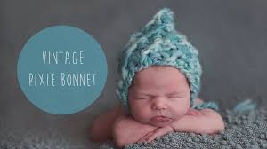 newborn pattern video knitting tutorial fast and easy chunky newborn hat youtube