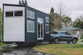 millennial tiny house is packed with space saving ideas