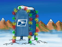 us postal service expects 10 percent more packages