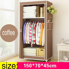 Small Storage Cabinets Aliexpress Com Buy Simple Cloth Wardrobe Baby Storage Cabinets