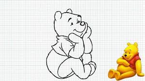 draw winnie pooh bear winnie pooh video