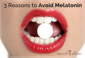 melatonin isn t a sleeping pill 3 reasons to avoid melatonin