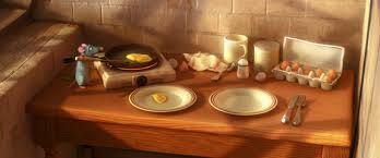 ratatouille 3 5 u2013 seared scallops beurre blanc omelette