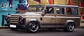 stanced rolls royce the world u0027s hottest 4x4s and suvs slammed to the floor